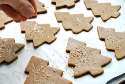salt and pepper gingerbread