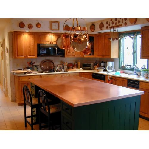 Medium Crop Of Island Counters Kitchen