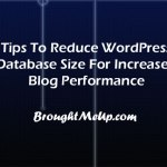 How To Reduce WordPress Database Size Like A Pro