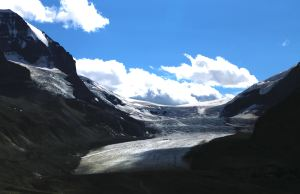 Along Icefield Parkway, Banff National Park and Jasper National Park