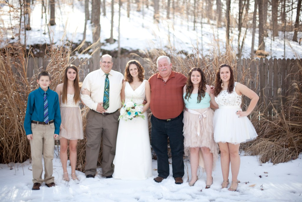 Brown County Wedding