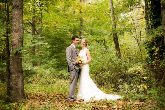 Brown County Weddings celebrates Lisa & Bryan