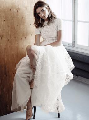 Hennes-og-Mauritz-brudekjole-brudepike-kolleksjon-conscious