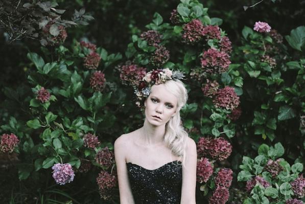sort-svart-brudekjole-paljetter-brude-inspirasjon
