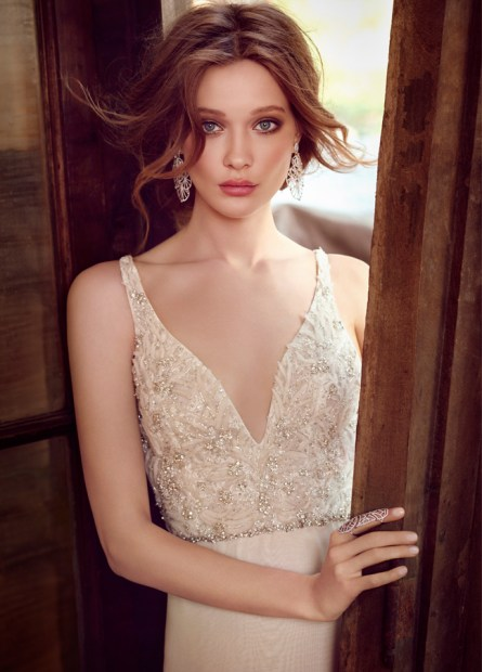 lazaro-bridal-chiffon-a-line-v-neckline-beaded-embroidered-bodice-crystal-trim-natural-chapel-train-3554