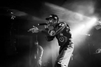 Logic @ 02 Academy, 23rd March 2015 - Brum Live!