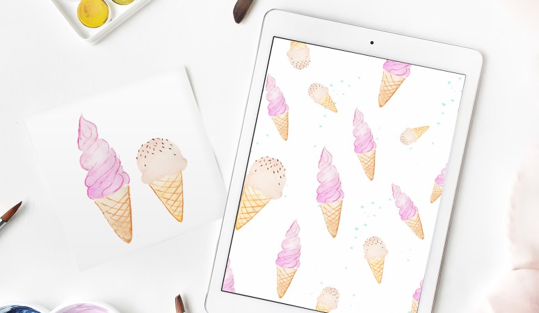 FREEBIE // IPAD & IPHONE WALLPAPER
