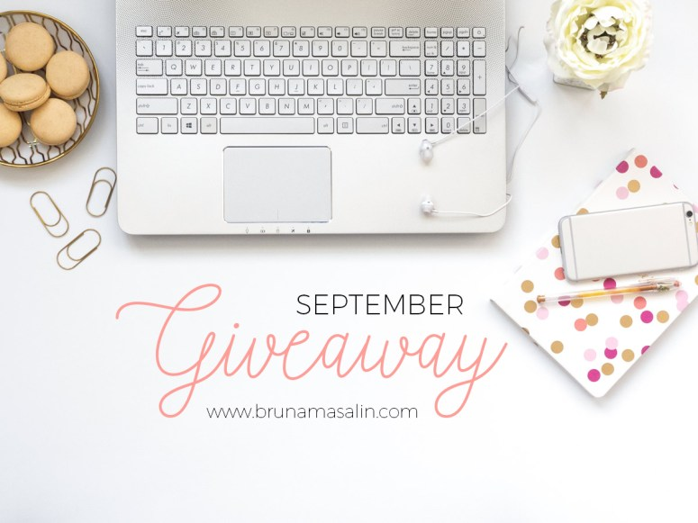 Giveaway Time! // Wedding Gifts & Handmade Goodies