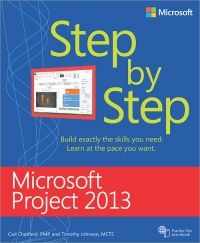 Microsoft Project 2013 - Step By Step