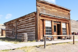 Author's trip to Montana's gold rush towns