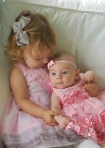 cuties in pink