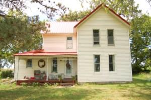 forgotten farmhouse