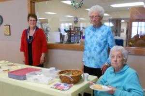 Auxiliary Pie & Ice Cream Social