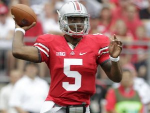 Ohio State Wins Big 56-10 In 2012 Season Opener Against Miami (Ohio)