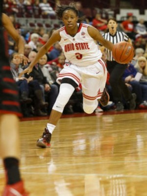 Kelsey Mitchell and Ohio State to play UConn Nov. 16 on ESPN2