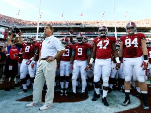 How Alabama coach Nick Saban used psychology to build a football dynasty