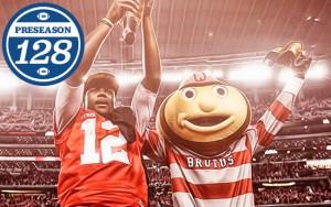 Ohio State leads CBS Sports Preseason 128 college football rankings for 2015
