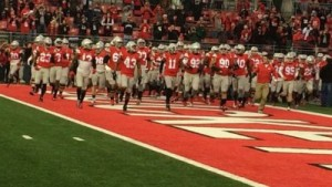 Clemson tops AP poll, Ohio State falls to 8th