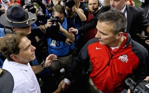 Urban Meyer: Ohio State has a missed FG return play called 'Bama'