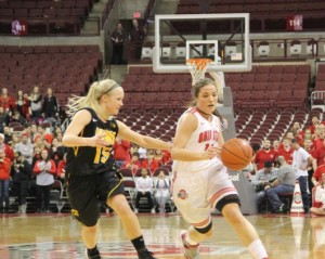 Ohio State women's basketball prepares for another elite team, No. 1 Connecticut
