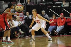 Ohio State women's basketball begin two-game excursion in Iowa