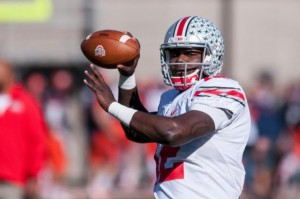 Former Ohio State quarterback Cardale Jones thought Bills draft call was prank