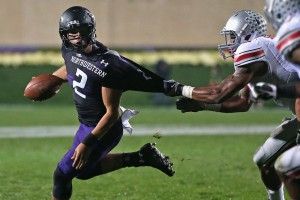 Northwestern to play Ohio State in primetime on ESPN network
