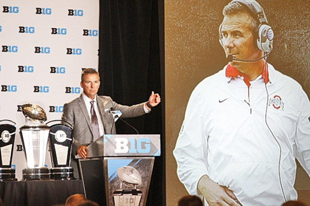 Meyer using 2014 season as motivation for this year