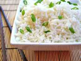 Savory Coconut Rice