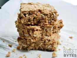 Soft Oat & Nut Bars