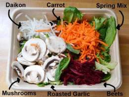 How to: Hit the Salad Bar Like a Boss