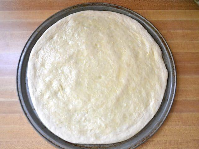 Oiled Dough