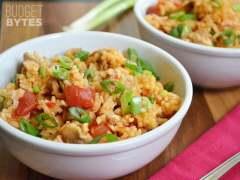 Chorizo Chicken Jambalaya