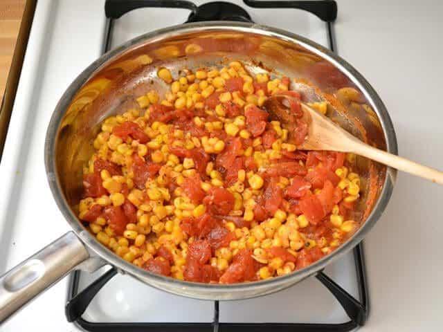 Add Frozen Corn