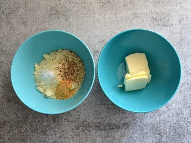 Parmesan Topping