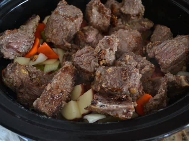 Stew Ready to Cook