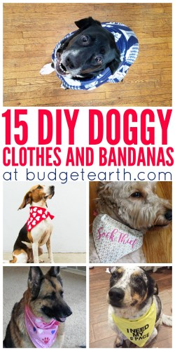 Splendent Diy Doggy Clos Bandanas Diy Doggy Clos Bandanas Budget Earth Dog Clos Patterns Download Dog Clos Patterns Simplicity