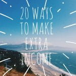 20 ways to make extra income