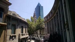 Onde ficar em Santiago