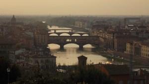 Piazzale Michelangelo, o fantástico mirante de Florença