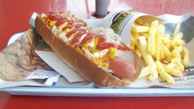 comidas tipicas uruguai super pancho hotdog cachorro quente