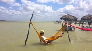 Lagoa de Tatajuba em Jericoacoara: o melhor é o caminho