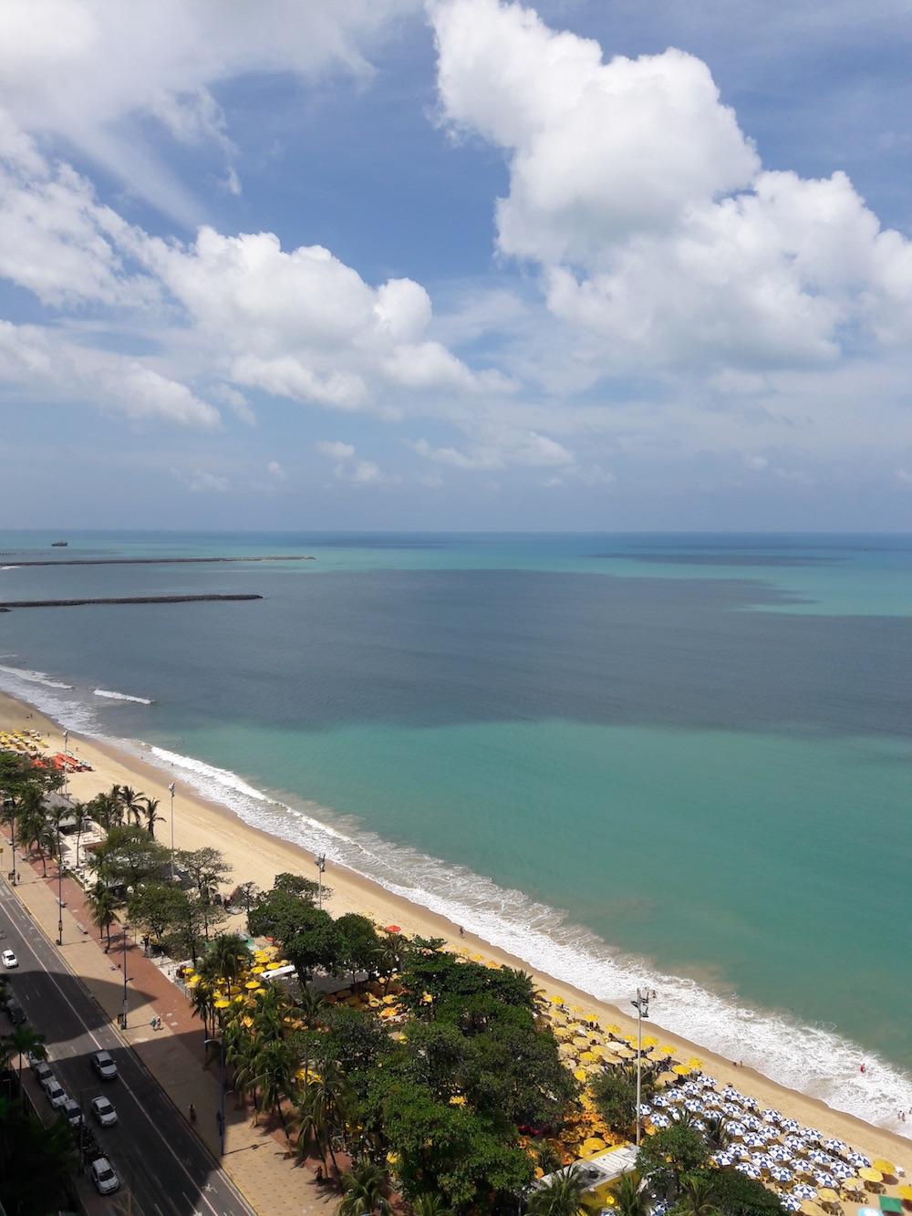hotel luzeiros vista praia