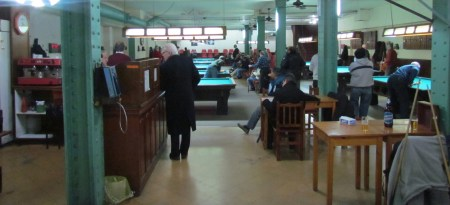 36 Billares - The Billiard tables