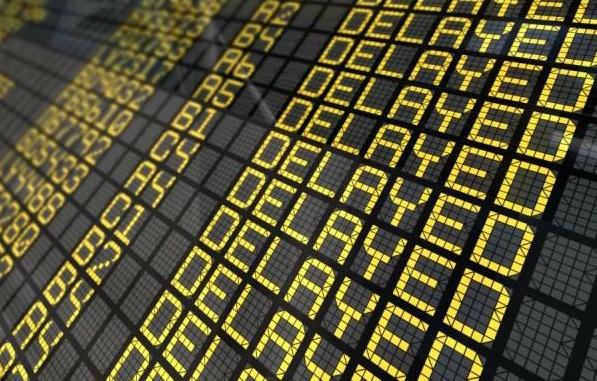 Retrasos y cancelaciones de vuelos