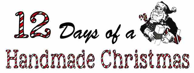 12 days of a handmade christmas