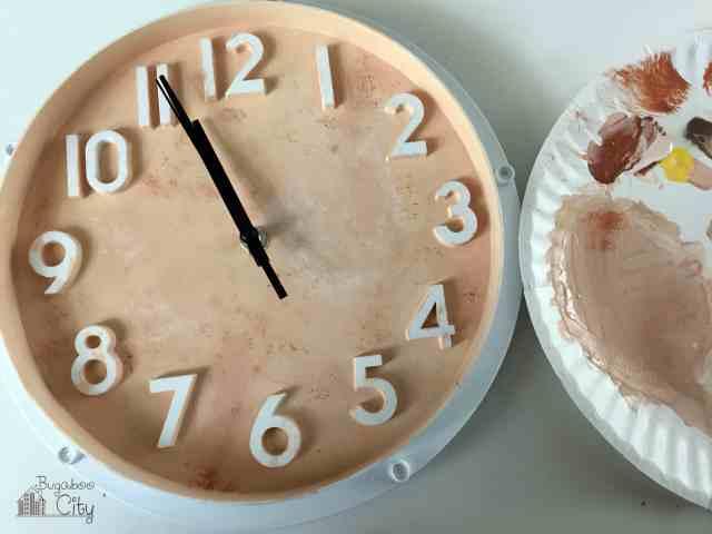 Clock Makeover