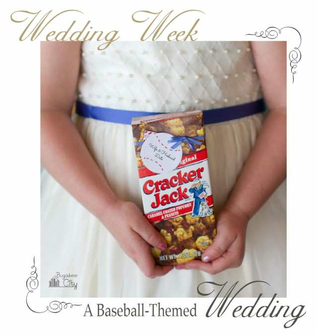 A Baseball Themed Wedding - 10 Ways to Include Baseball in Your Wedding!