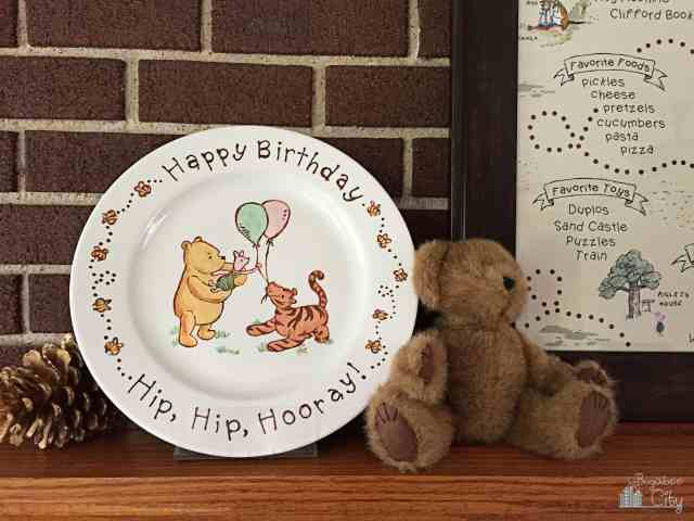Winnie the Pooh-Themed Party