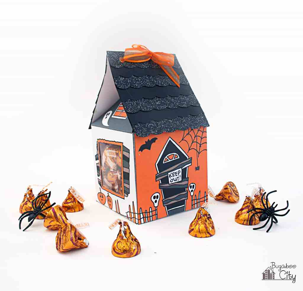 Haunted House Treat Box 00